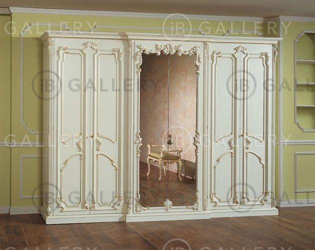 шкаф в спальню классика 12 фото shkafybox.ru