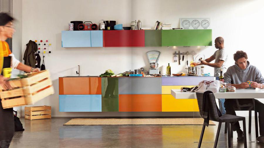 Colorful Kitchen Decor Colorful Kitchen Decor Bright
