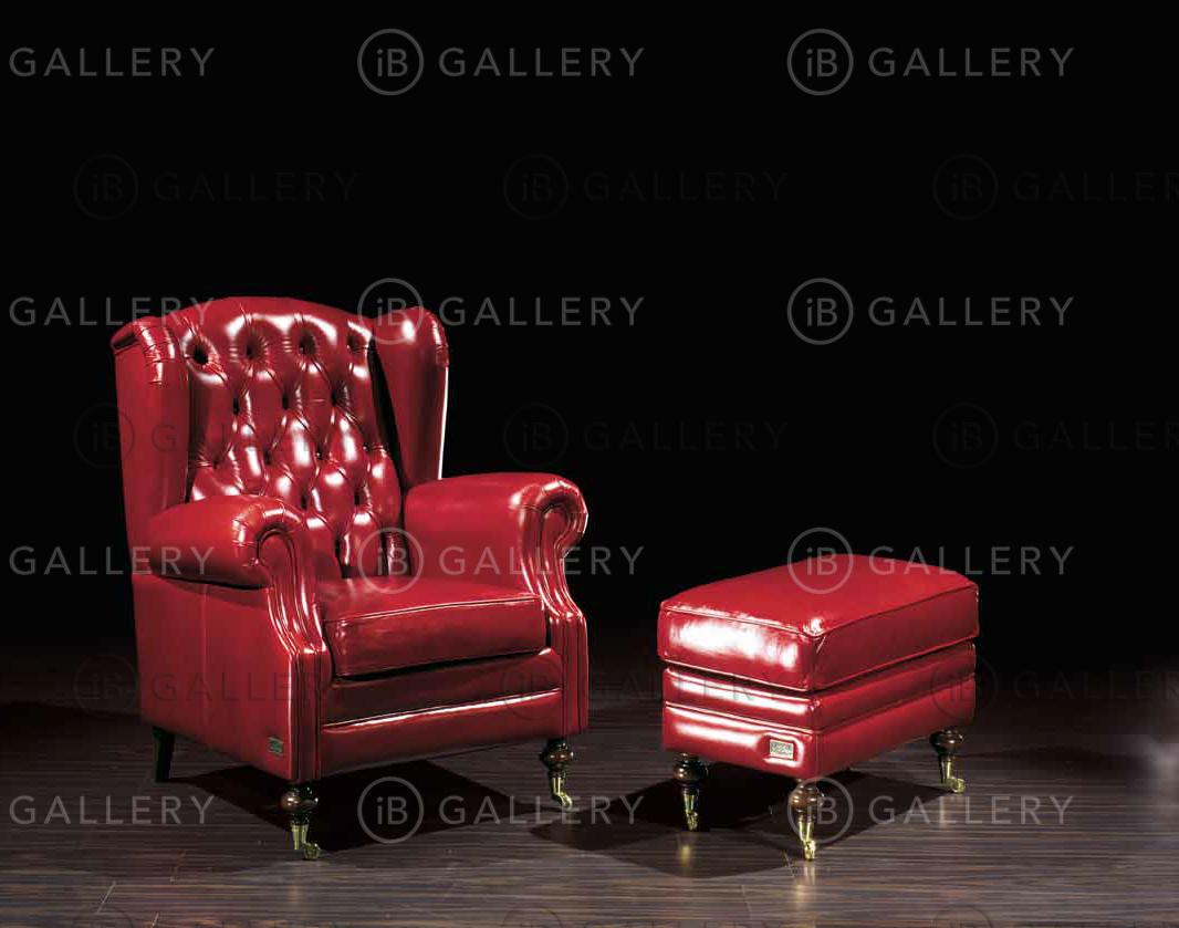 Фото на кожаном кресле 15 фотография
