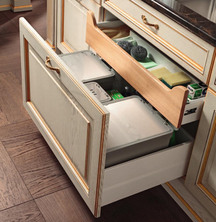 Как сделать выдвижные ящики для кухни своими руками
