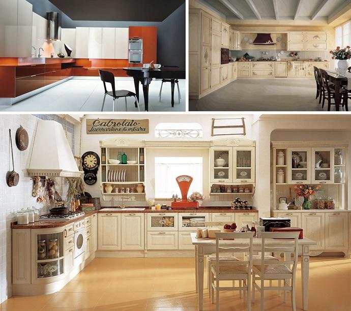 Кухни классика фото дизайн 2016-2017 года новинки