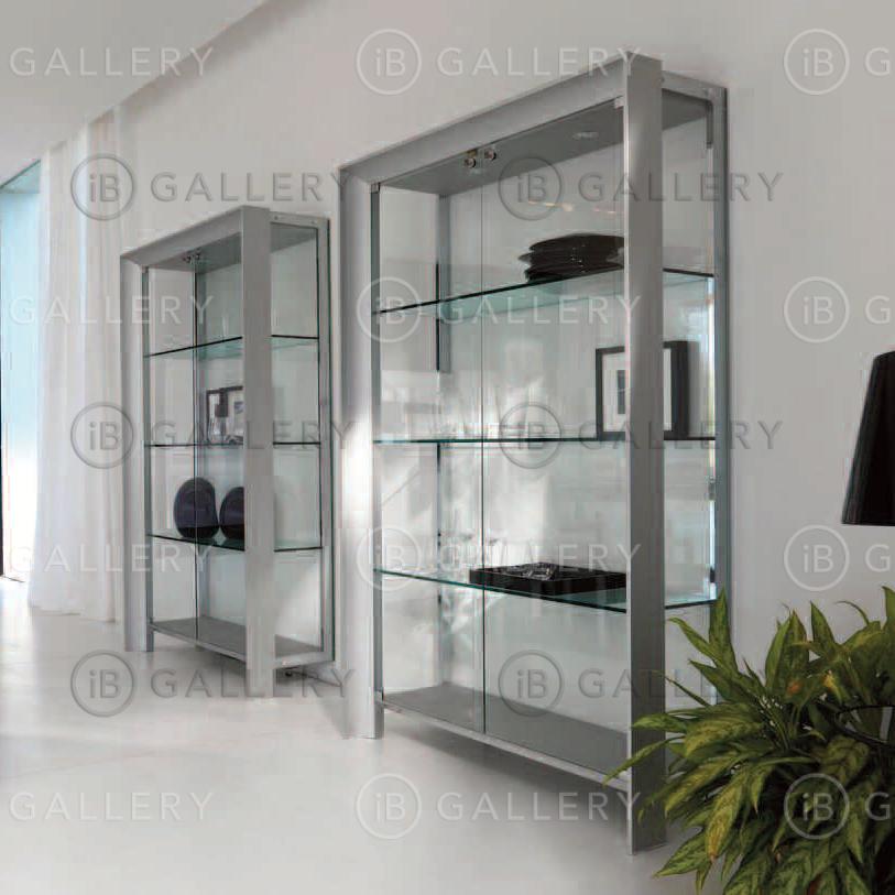 Стеллажи tonin casa miami 6210, 6211 из италии цена от 22300.