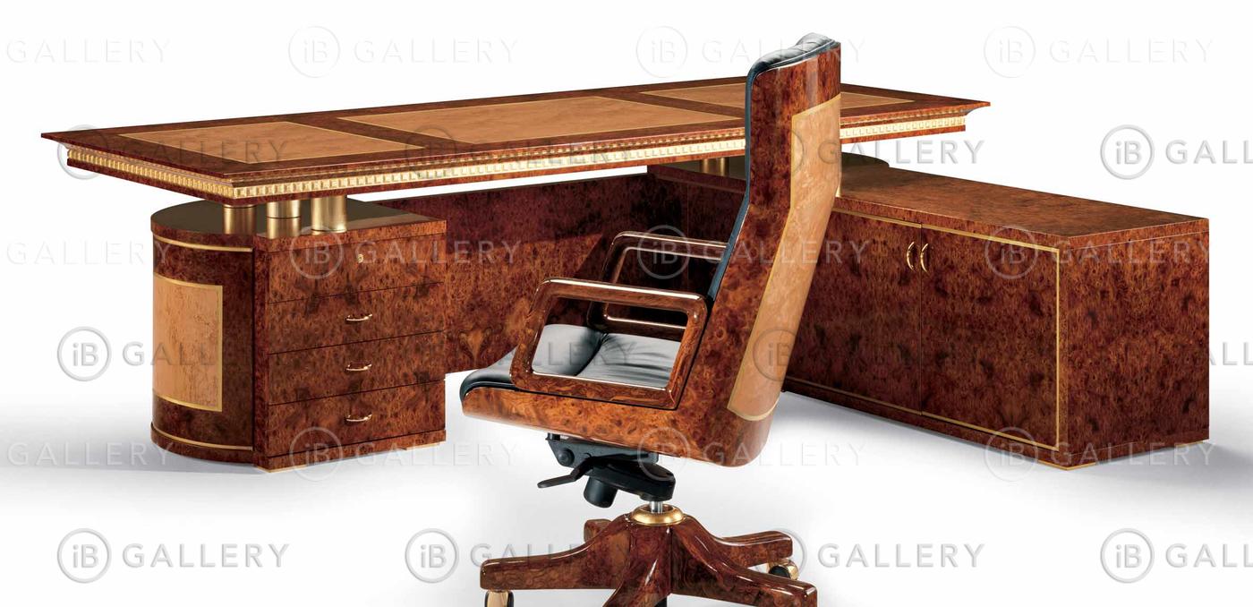 Мебель :: столы :: письменные :: письменный стол myron/usc23.