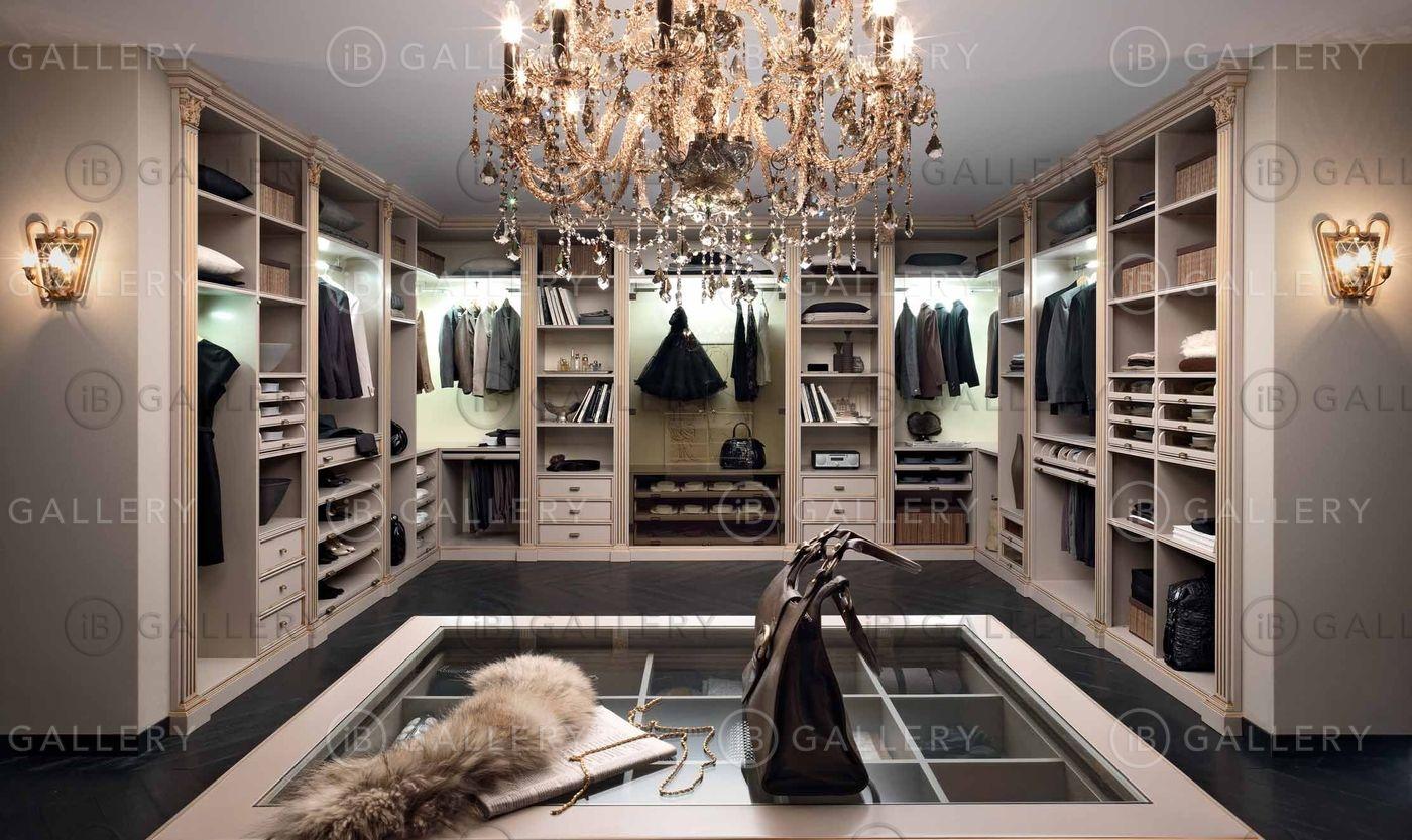 Гардеробные комнаты FM Bottega D\'Arte Comp.9 из Италии - IB Gallery