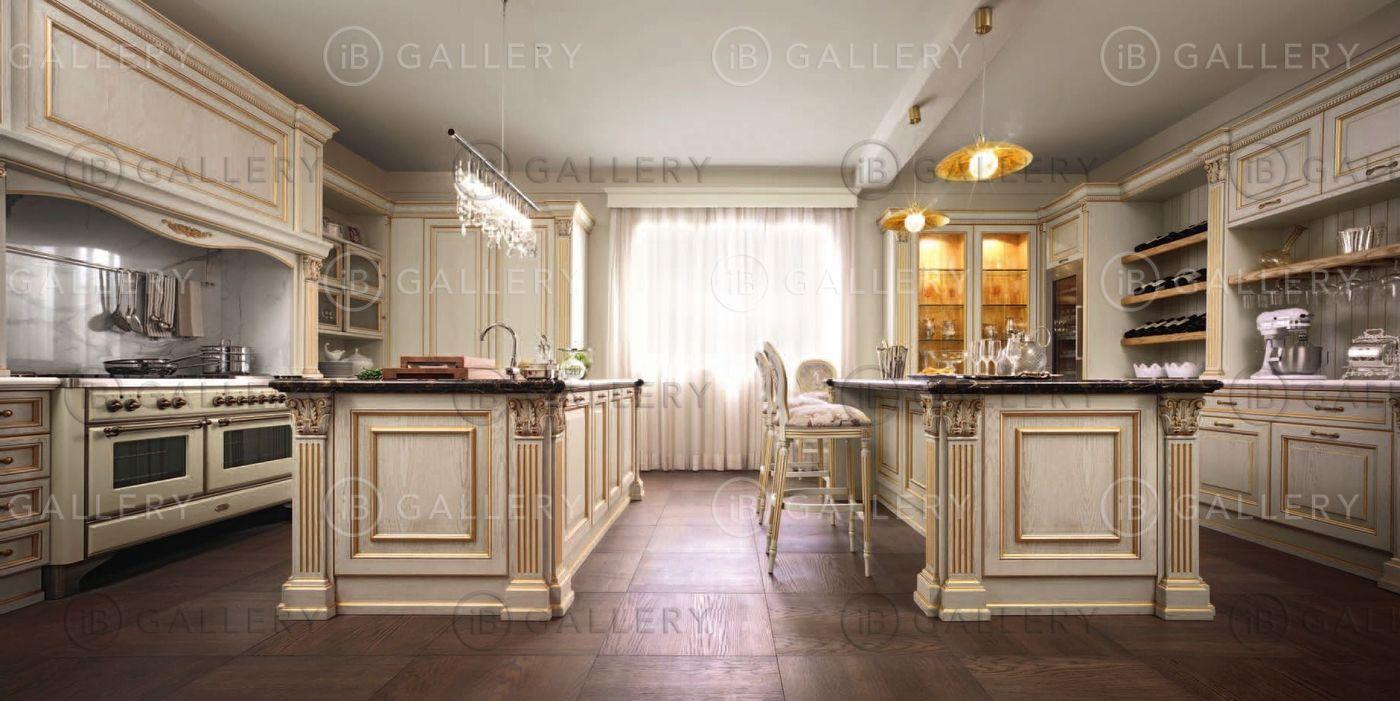 Кухни FM Bottega D\'Arte Roma из Италии - IB Gallery