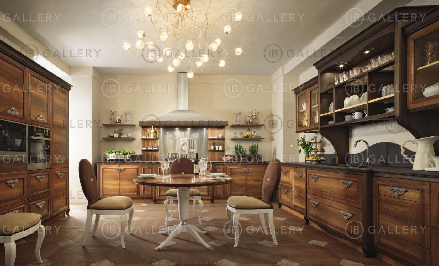 Кухни FM Bottega D\'Arte Portofino из Италии - IB Gallery