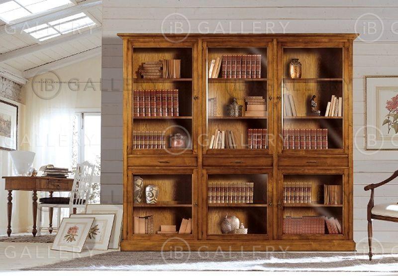 Варианты шкафов для домашней библиотеки - сундук идей для ва.