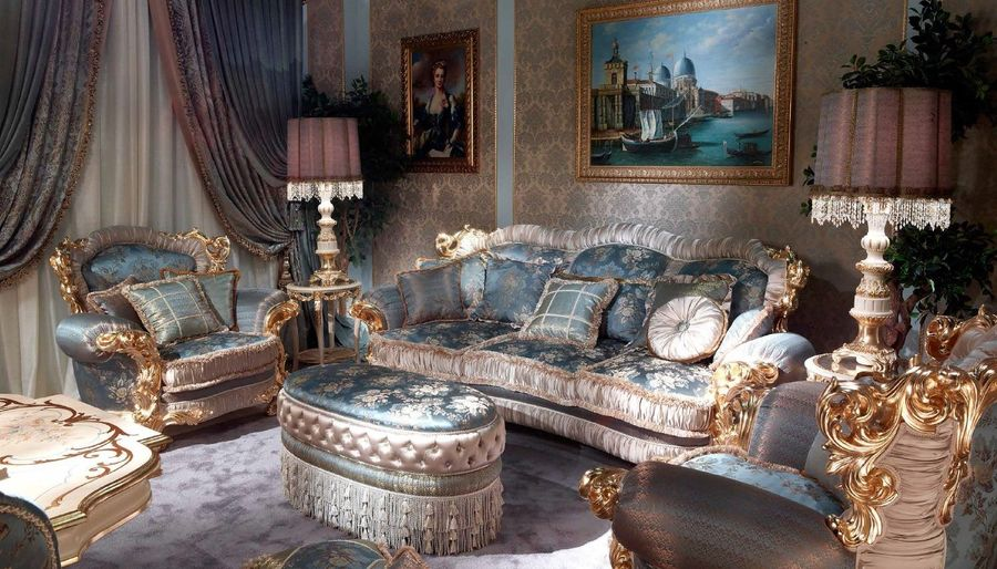 Гостиная Asnaghi Interiors Giglio