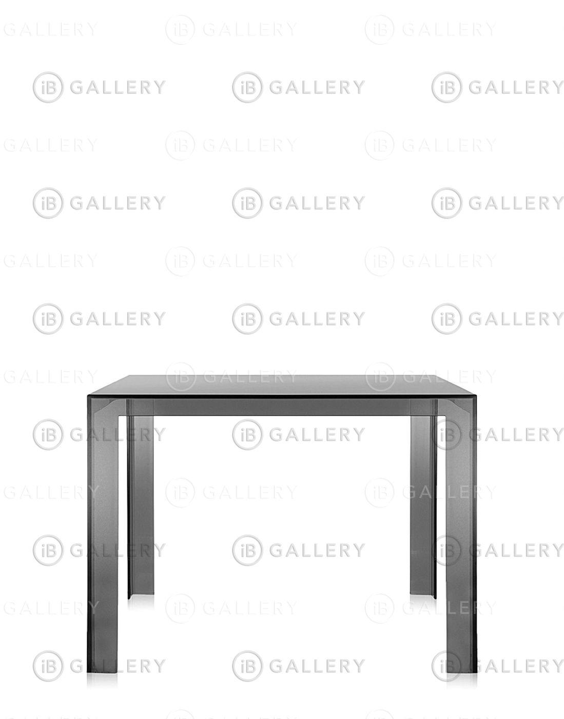 стильный стол Kartell Invisible Table 5070 из италии Ib Gallery
