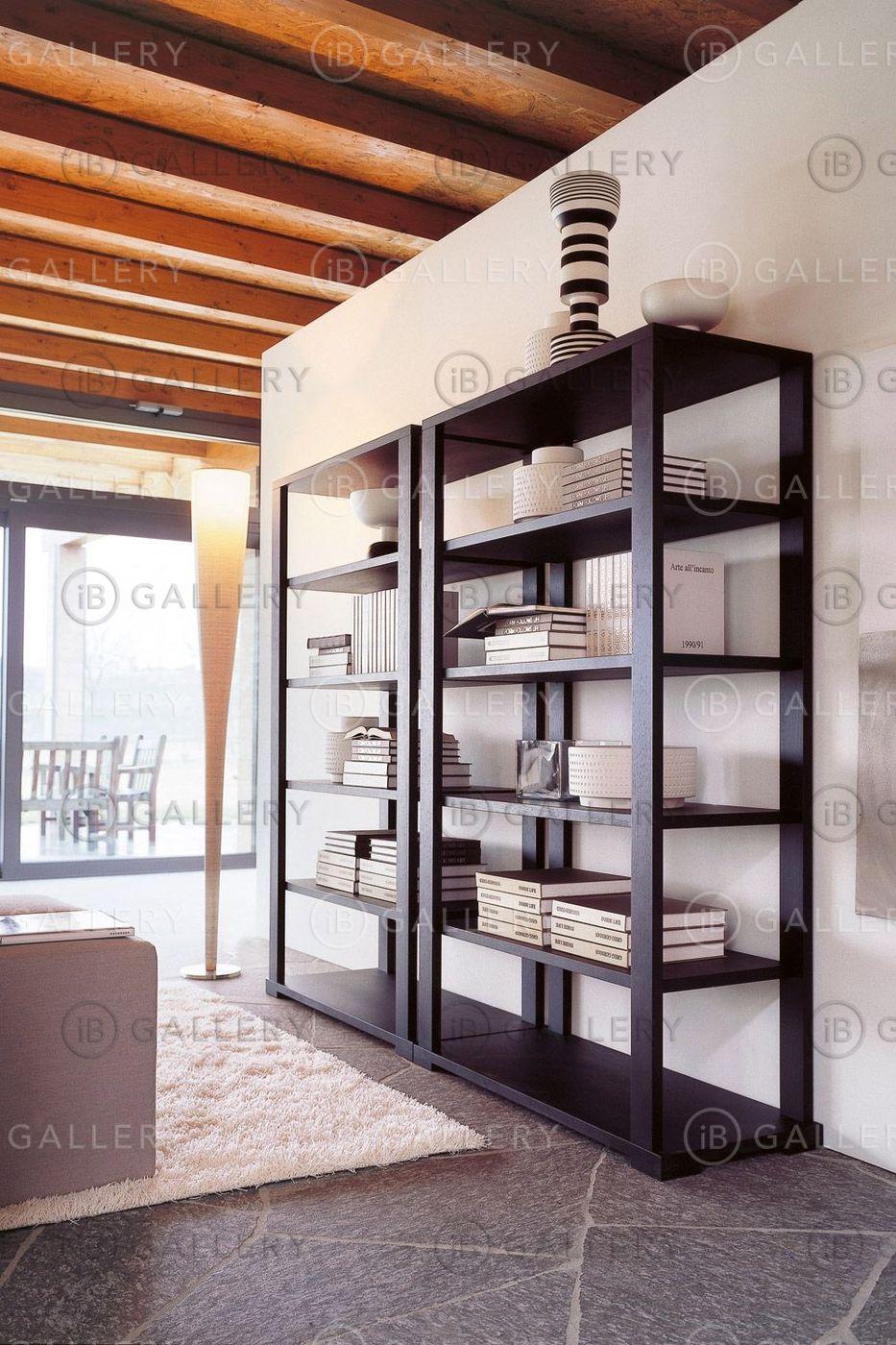 Книжный стеллаж porada bryant libreria из италии цена от 142.