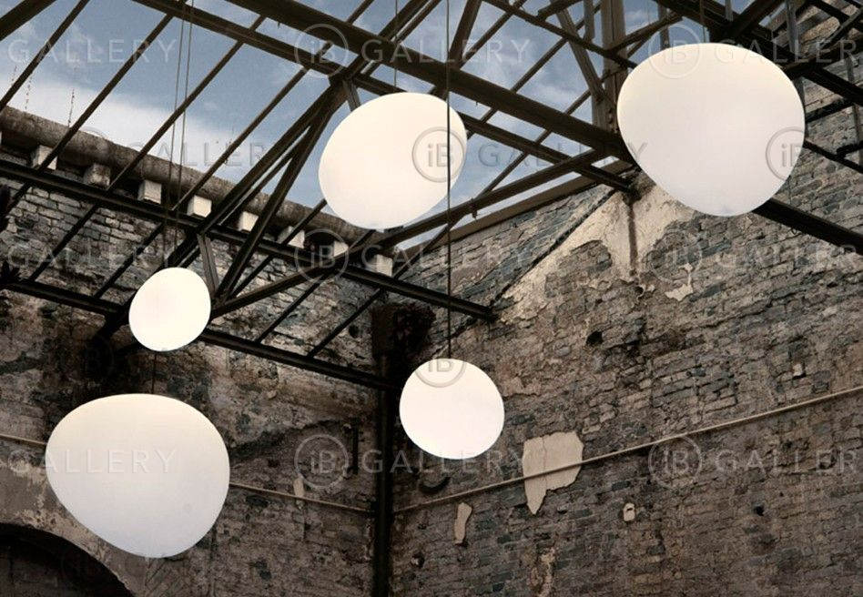 Лампа foscarini outdoor gregg sospensione из Италии цена от
